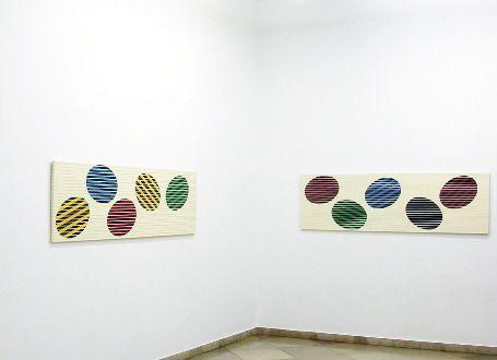 Ausstellungsansicht#Galerie Artmark, Wien
