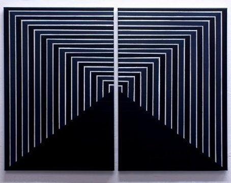 space-white lines-eder-bilder
