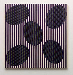 Schwarze Ovale auf weißem Grund-Bilder-2007