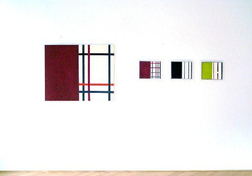 Ausstellungsansicht Stadtgalerie Villa Claudia, Feldkirch, Kunst