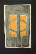 eder-painting on paper-1999