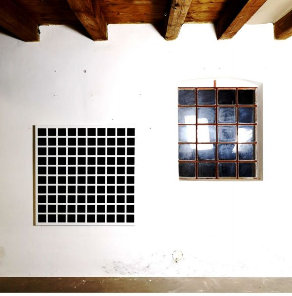 new work / studio view Illmitz