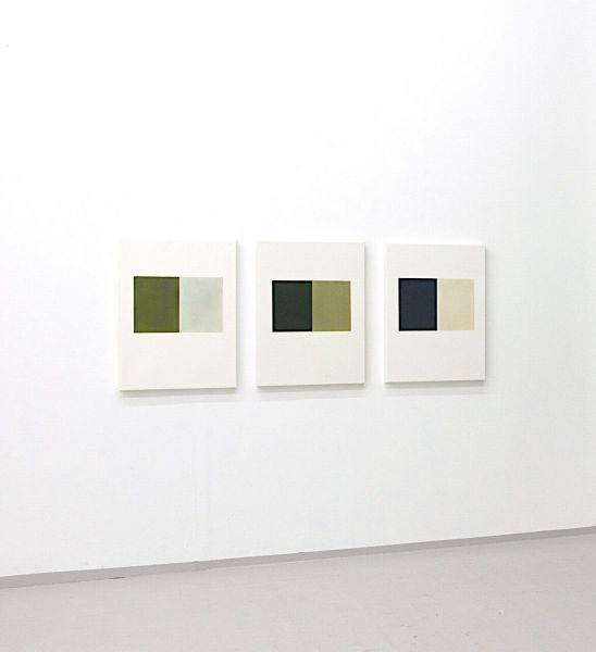 Ausstellungsansicht, Galerie Ardizon, Bregenz-eder