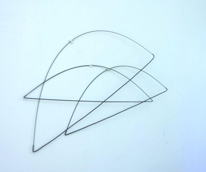 Christian Eder, Lineare Wandinstallation, eder-art