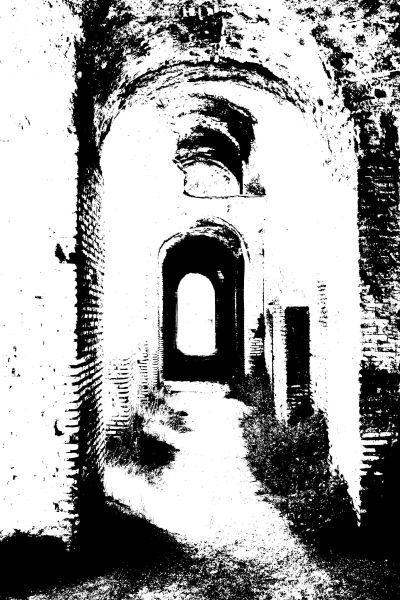 Digitaldruck auf Büttenpapier, Rom, eder-art, print