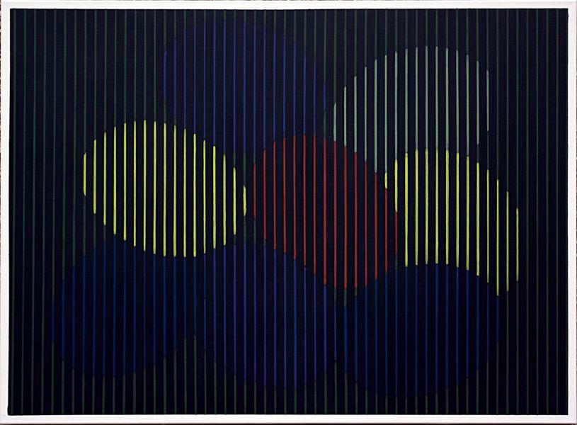Ovalformation, Abstraktion, Wien, eder, eder art