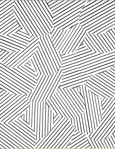 Christian Eder - Schichtung, 2019 - 2020#Acryl auf Leinwand#160 x 120 cm