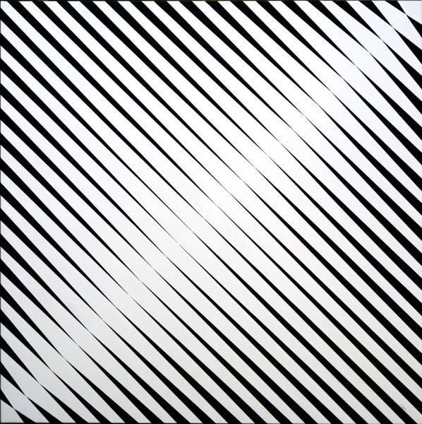 Diagonale, 2019, Acryl auf Leinwand, 120 x 120 cm, acrylic painting