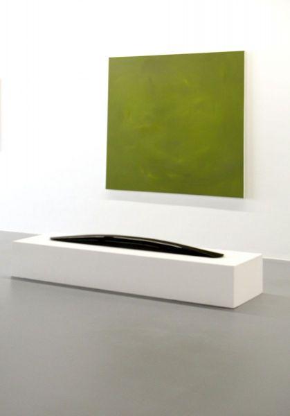 Abstraktion, Ausstellungsansicht Eder - Paszkiewicz