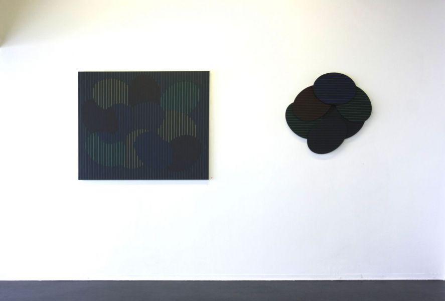 exhibition view-christian eder-artworks