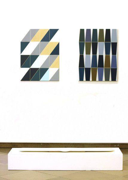 Ausstellungsansicht# Galerie Artmark,