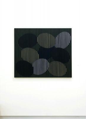 Ovalformation, Ausstellungsansicht, art, eder art