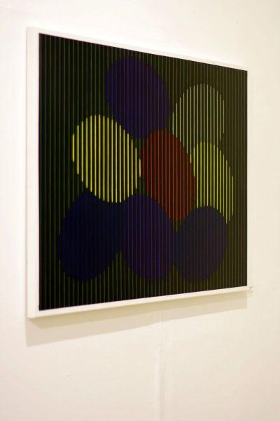 Ovalformation, 2009, Ausstellung Künstlerhaus Wien