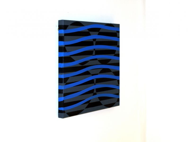 graz-exhibition view-blue waves-exhibition-graz