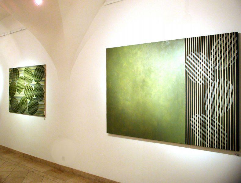 Ausstellungsansicht österreichiches kulturforum bratislava