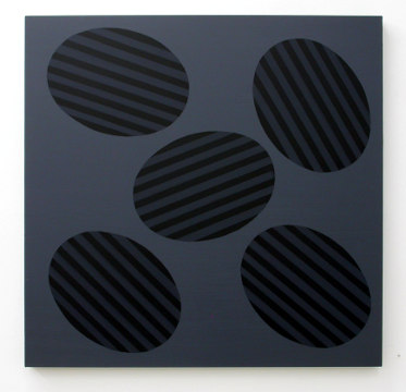 black ovals-painting-bilder-2007-works