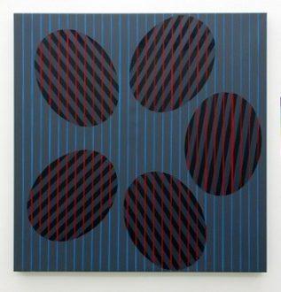 eder-Ovale auf blauem Grund-Bilder-2007