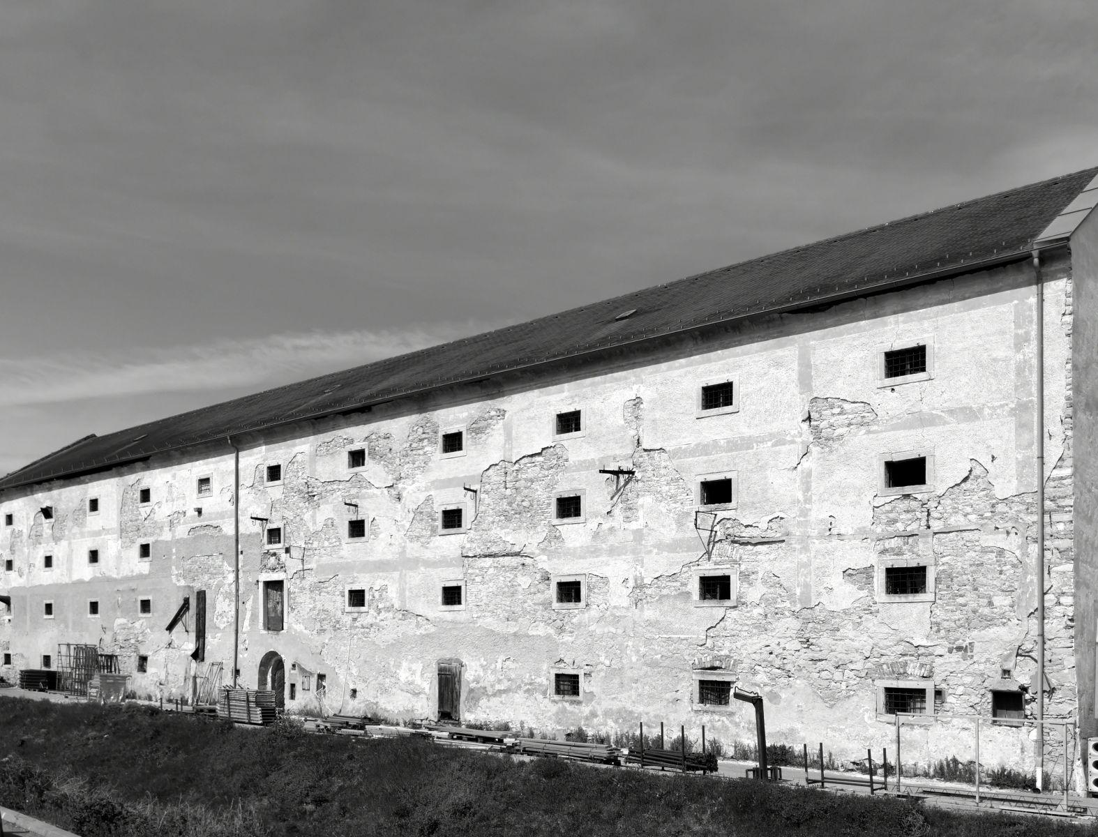 Frauenkirchen-altes Lagerhaus