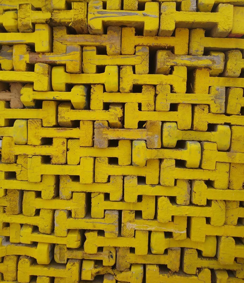 Ordnung in Gelb