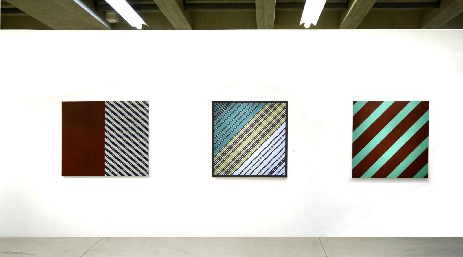 ausstellungen - works in exhibitions - christian eder
